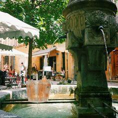 Place des Trois Ormeaux, Aix-en-Provence, France