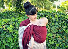 Tips for using a ring sling