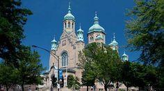 St. Nicholas Ukrainian Greek-Catholic Cathedral in Chicago, IL