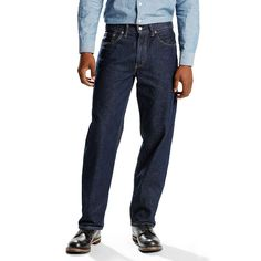 38ac53913f Men s Levi s® 550™ Relaxed Fit Jeans