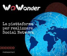WoWonder è una piattaforma per realizzare Social Network in PHP. La piattaforma permette di mettere in piedi un Social Network completo