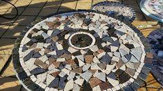 Designing Mosaic Tables