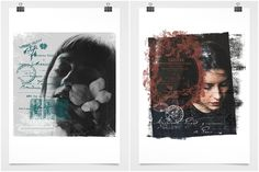 Textured Masks & Ephemera by Offset on @creativemarket
