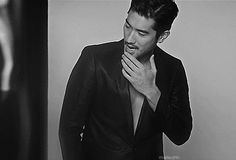 Discover & share this Godfrey Gao GIF with everyone you know. GIPHY is how you search, share, discover, and create GIFs. Godfrey Gao, Ben Barnes, Asian Celebrities, Gorgeous Men, Beautiful, Drawing Practice, Character Reference, Man Candy, Asian Style