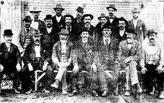 Menzies Pioneers First Social Gathering 1897 (Western Australia)