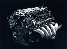 EN Mugen-Honda V10 F1. #Engine