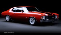 1971 Chevy Chevelle SS