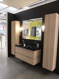 ikea godmorgon - Google Search; floating vanity storage