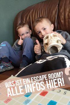 Escape Room – Was ist das? Jeder hat es heutzutage schon einmal gehört. Aber was genau ist eigentlich ein Escape Room? In diesem Beitrag gehe ich auf den Hype rund um Escape Rooms ein und erkläre Euch die wichtigsten Details! #EscapeRoom #Escape #entkommen #Innsbruck #Kinder #Ausflugstipp #Raum Escape Room, Innsbruck, Children, Round Round, Kids, Young Children, Boys, Child, Kids Part
