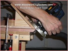Knowledge to convert your woodworking hobby to business * Want to know more, click on the image. #woodworkingpowertools Best Router, Router Jig, Router Woodworking, Woodworking Magazine, Sliding Table Saw, Woodworking Workshop Layout, Canadian Woodworking, Wood Jig, Tools Hardware