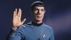 """Live long and prosper"" Famous Veterans born on 3/26 include the universe's most-known #Vulcan: Star Trek's ""Spock"" (Leonard Nimoy). Nimoy (who would have been 90 today) enlisted in the United States Army Reserve in 1953 at Fort McPherson Georgia. He served 18 months until 1955, leaving as a sergeant. Part of Nimoy's time in the military was spent with the Army Special Services, putting on shows which he wrote, narrated, and emceed. Happy angel birthday, Spock! And thank you for your… Leonard Nimoy, Newest Tv Shows, New Shows, Famous Veterans, Catholic Online, Star Trek 1966, Army Reserve, Spock, Official Trailer"