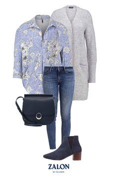 951d4013b122 Was wäre der Frühling ohne Blumenprint  Dein Zalon Stylist findet dein  perfektes Outfit mit dem