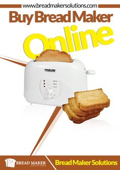Buy Bread Maker Online with bread maker solutions