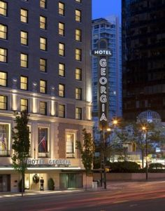 TripAdvisor Top Hotels: Rosewood Hotel Georgia, Vancouver