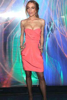 Lindsay Lohan Audrey Hepburn Demi Lovato Victoria Beckham Janet Jackson Alexis Bellino Kelly Clarkson Princess Diana Jessica Alba Sharon Osbourne