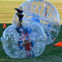 1.5M Inflatable Zorb Ball PVC Human Bubble