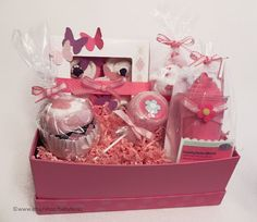 BabyBinkz Gift Basket  Unique Baby Shower Gift or by BabyBinkz