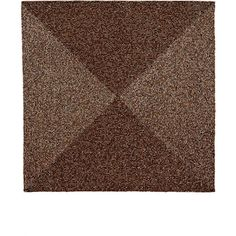 Kim Seybert Beaded Square Placemat ($39) ❤ liked on Polyvore featuring home, kitchen & dining, table linens, brown, square table linens, beaded table linens, brown placemats, square place mats and square beaded placemats