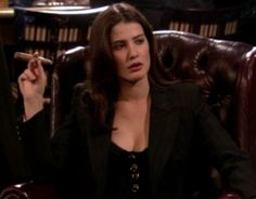Robin Scherbatsky. How I met your mother MY IDOL!!