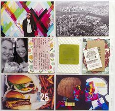 Nine1 #projectlife #scrapbook