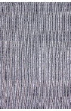 Rugs USA Chalet Herringbone Cotton Flatwoven Navy Rug