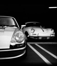 Porsche 911 and Porsche 356 You can also find us on Instagram: be_Porsche