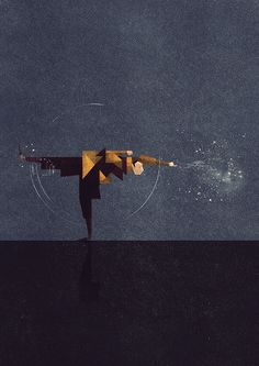 Stylish Illustrations by Twistedfork | Abduzeedo | Graphic Design Inspiration and Photoshop Tutorials