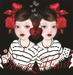 Secret Heart by art and ghosts
