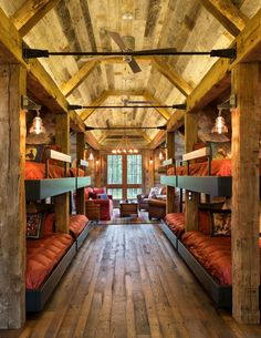 Home Interior Design — Northern Wisconsin Bunk House (686×887)