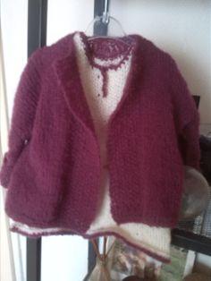 jurkje met jasje voor baby