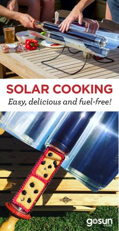 Solar cooking with GoSun is easy and surprisingly delicious, just add food and relax, no stirring needed! Plus, the food comes out rich and flavorful. Join us as power kitchens around the world with the Sun!