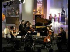▶ J. S. BACH - Piano Concerto No.6, BWV 1057, Vesko Stambolov - YouTube