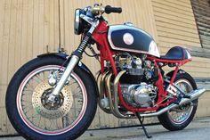 Honda CB cafe