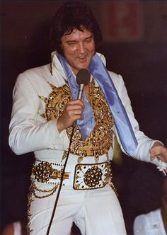 May 28, 1977 Elvis at the Spectrum in Philadelphia