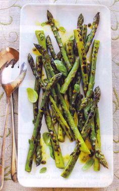 Roasted Asparagus | The Kitchen Chopper