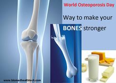 world #osteoporosis day Love Your #Bone