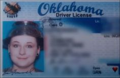"""An atheist in Oklahoma decided to wear a spaghetti strainer over her head as a """"religious headpiece"""" for her drivers license photo. Shawna Hammond, the atheist Driving Licence Photo, License Photo, Driver's License, Flying Spaghetti Monster, Oklahoma Usa, Weird But True, Unique Symbols, Fight The Good Fight, Fake Friends"""