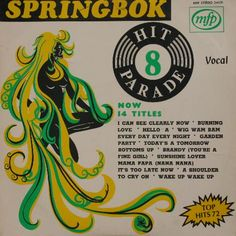 Springbok: Springbok Hit Parade Volume 01 To 30 Africa Day, South Africa, Mamas And Papas, Vinyl Cover, My Land, African History, My Memory, The Good Old Days, Old Pictures