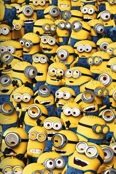 The movie was not going to have minions in it but someone decided to add them!!! They make it sooo much more funny
