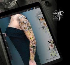 Художественная татуировка. Свободный эскиз) Кому нравиться идея с удовольствием превращу в татуировку.) Скидка на мои э....  Художественная татуировка. Свободный эскиз) Кому нравиться идея с удовольствием превращу в татуировку.) Скидка на мои э... Художественная татуировка. Свободный эскиз) Кому нравиться идея с удовольствием превращу в татуировку.) Скидка на мои эскизы ДО 50%.) Запись на сеанс @ms.greenpeace в Директ. Работаю тут @soul_in_tattoo #tattoos#tattooartist#tattooart#tattoo#AnastasiaM 3d Tattoos For Men, Dragon Tattoos For Men, Mens Lion Tattoo, Forearm Tattoo Men, Chest Tattoo, Life Tattoos, Watercolor Tattoo, Temp Tattoo