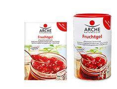 Feine europäische Spezialitäten - Fruchtgel - zum Marmeladekochen