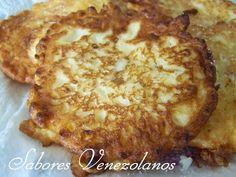 Sabores Venezolanos: Torticas Fritas de Arroz