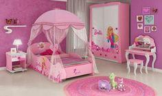 Dormitorios color rosa tema Barbie - Dormitorios colores y estilos dormitoriodecorado.blogspot.com630 × 378Search by image Habitación infantil tema Barbie