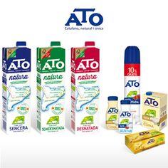 La família ATO NAtura  www.ato.cat