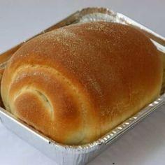 pão de leite caseiro - receita facil