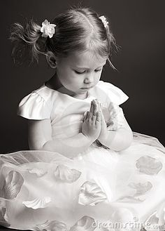 God in heaven hear my prayer,  keep me in thy loving care.  Be my guide in all I do,  Bless all those who love me too.  Amen.