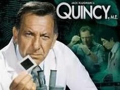 Quincy, M. - Forensic Drama about the Quincy, ME (Jack Klugman) and his work handling cases in an LA coroner's office. Quincy Me, Sean Leonard, Tv Sendungen, Mejores Series Tv, Plus Tv, Kino Film, Old Shows, Great Tv Shows, Vintage Tv
