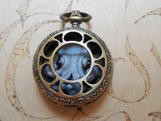 Sea Monkey Cove Trading Co. Octo~Victorian pocket watch pet.