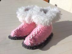 Boots pantoufles