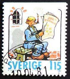 """Sweden 1kr15ö """"91:an Karlsson"""" (1980)"""